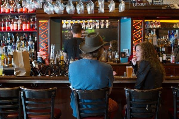 Pat's Tap bar