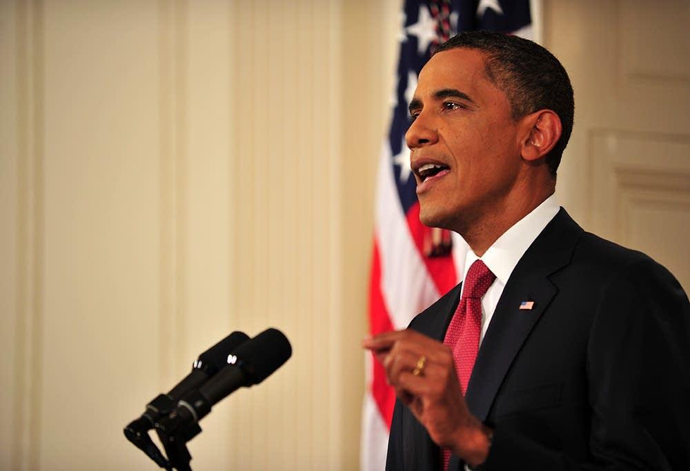Obama Debt Press Conference