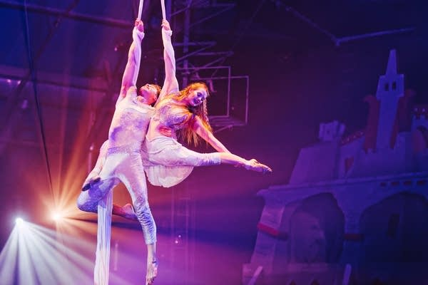 Circus Juventas will perform 'Wonderland' at the Folklife Festival in D.C.
