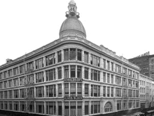 Donaldson's Glass Block store