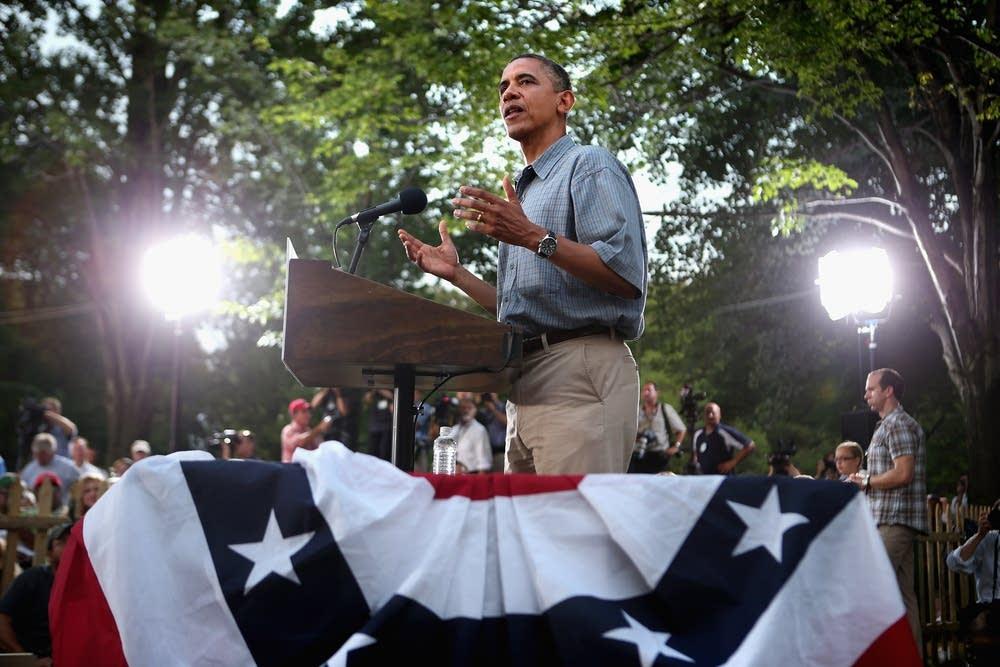 Obama in Parma