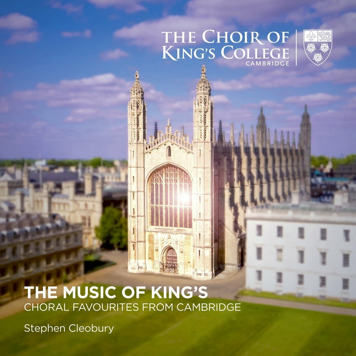 Choir of King's College CD