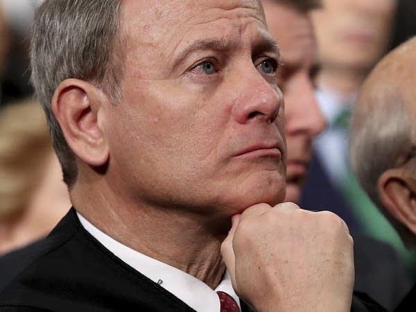 U.S. Supreme Court Chief Justice John Roberts