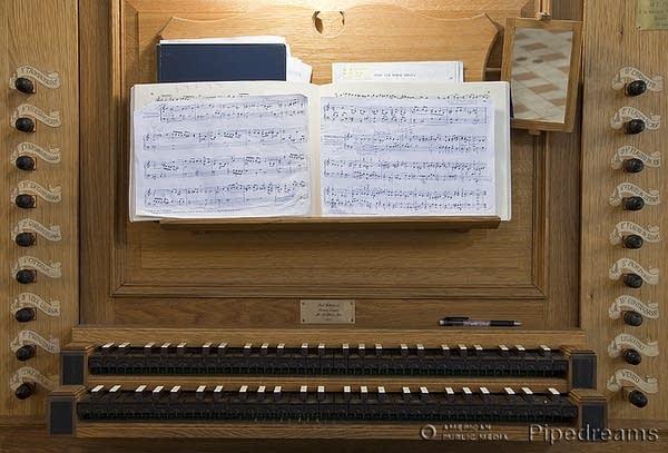 1993 Wilhelm organ, Opus 129, at Église Très-Saint-Rédempteur, Montréal,...