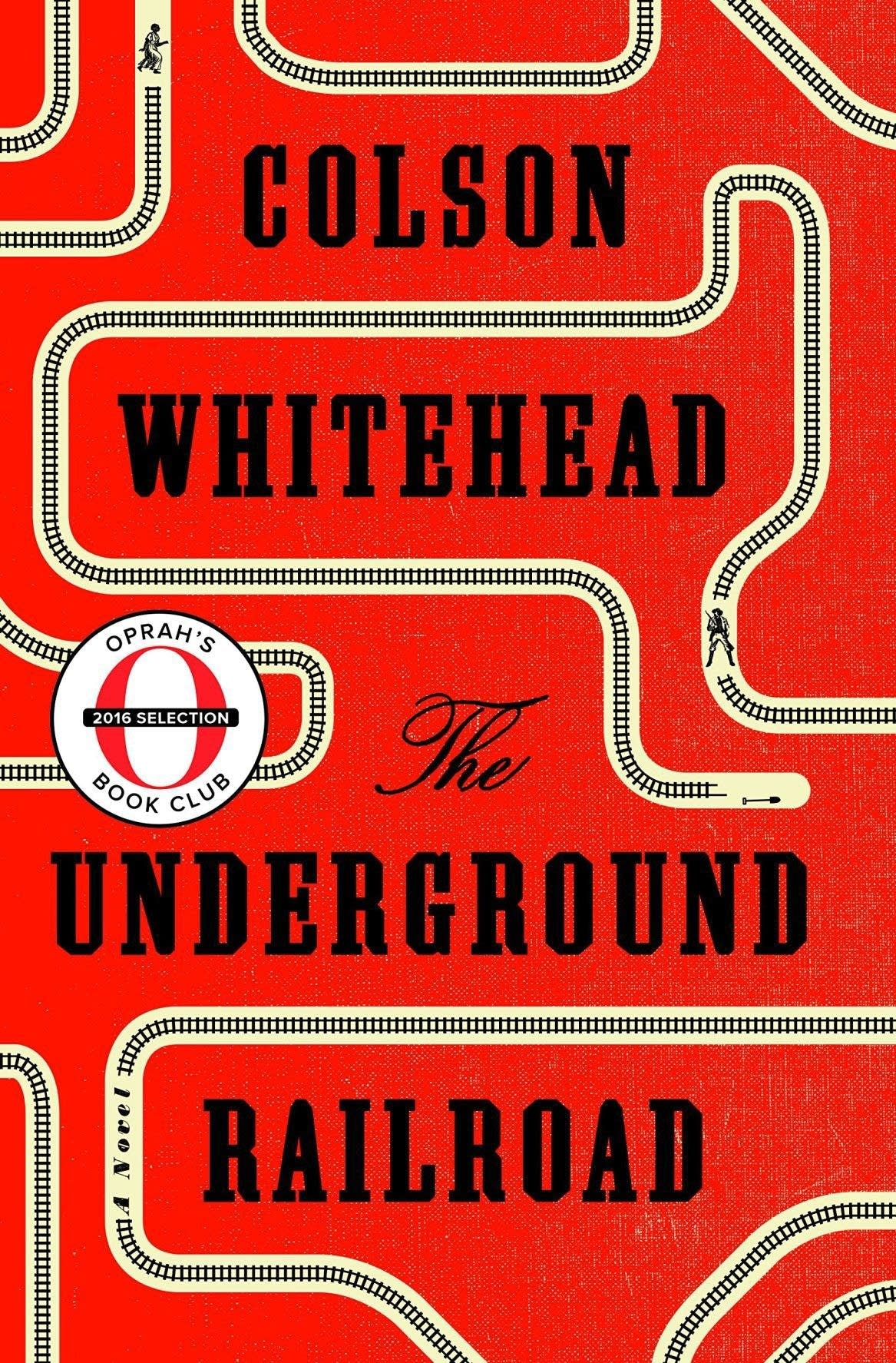 'Underground Railroad' by Colson Whitehead