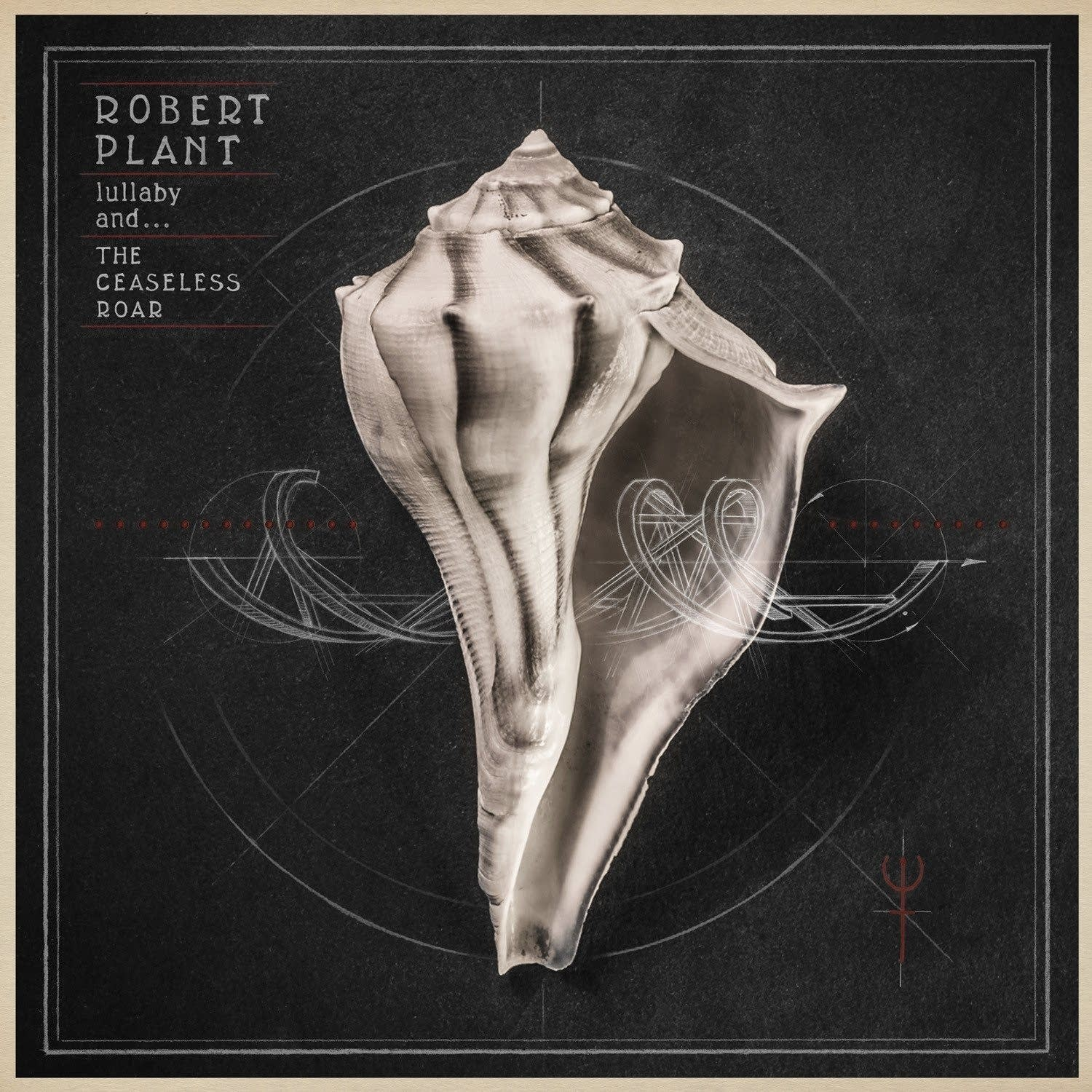 robert plant lullaby and the ceaseless roar