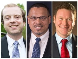 Three candidates are running in Minnesota's open attorney general race.