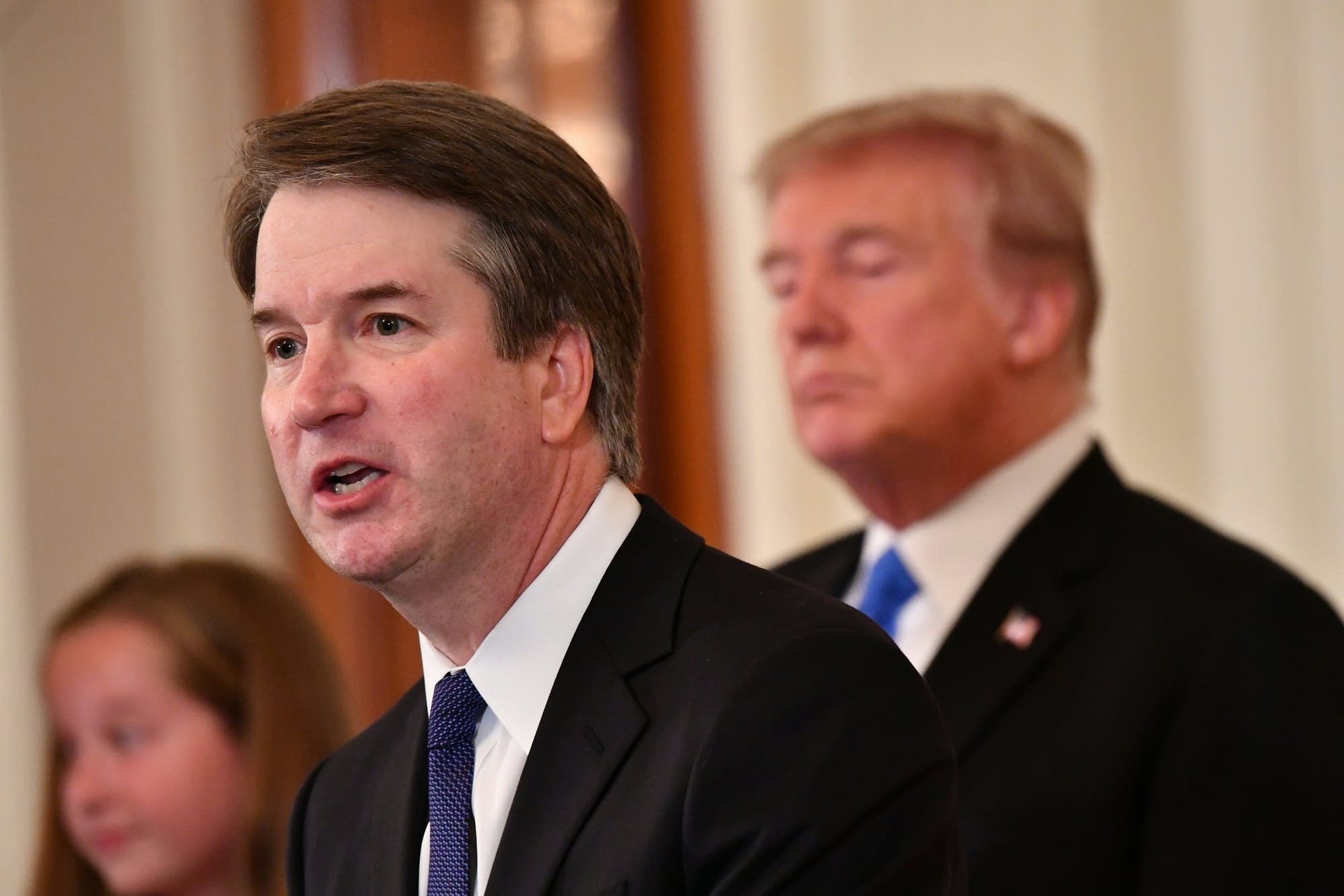 Supreme Court nominee Brett Kavanaugh
