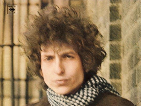 Bob Dylan 'Blonde on Blonde' album cover.