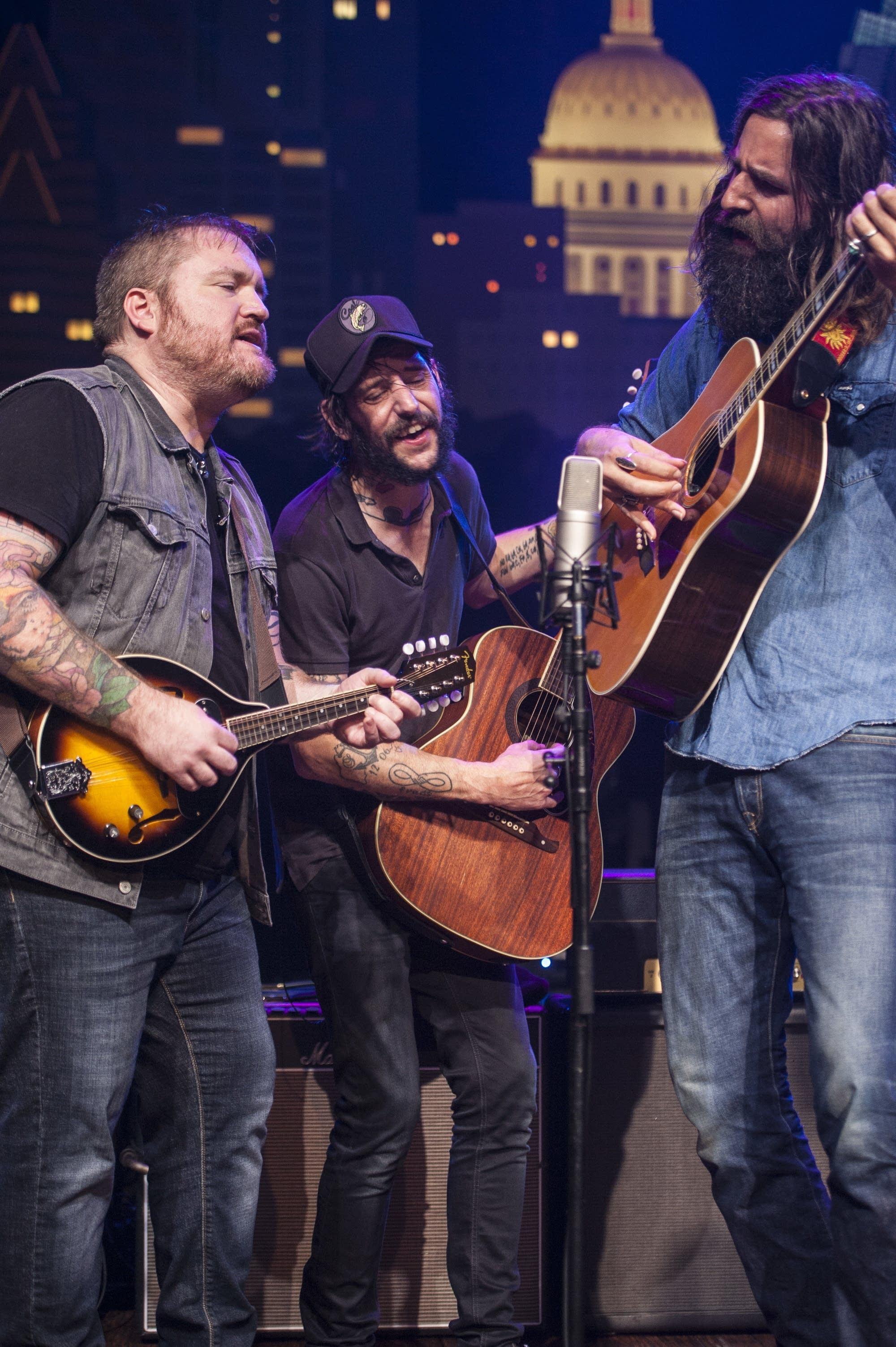Band of Horses perform on 'Austin City Limits'
