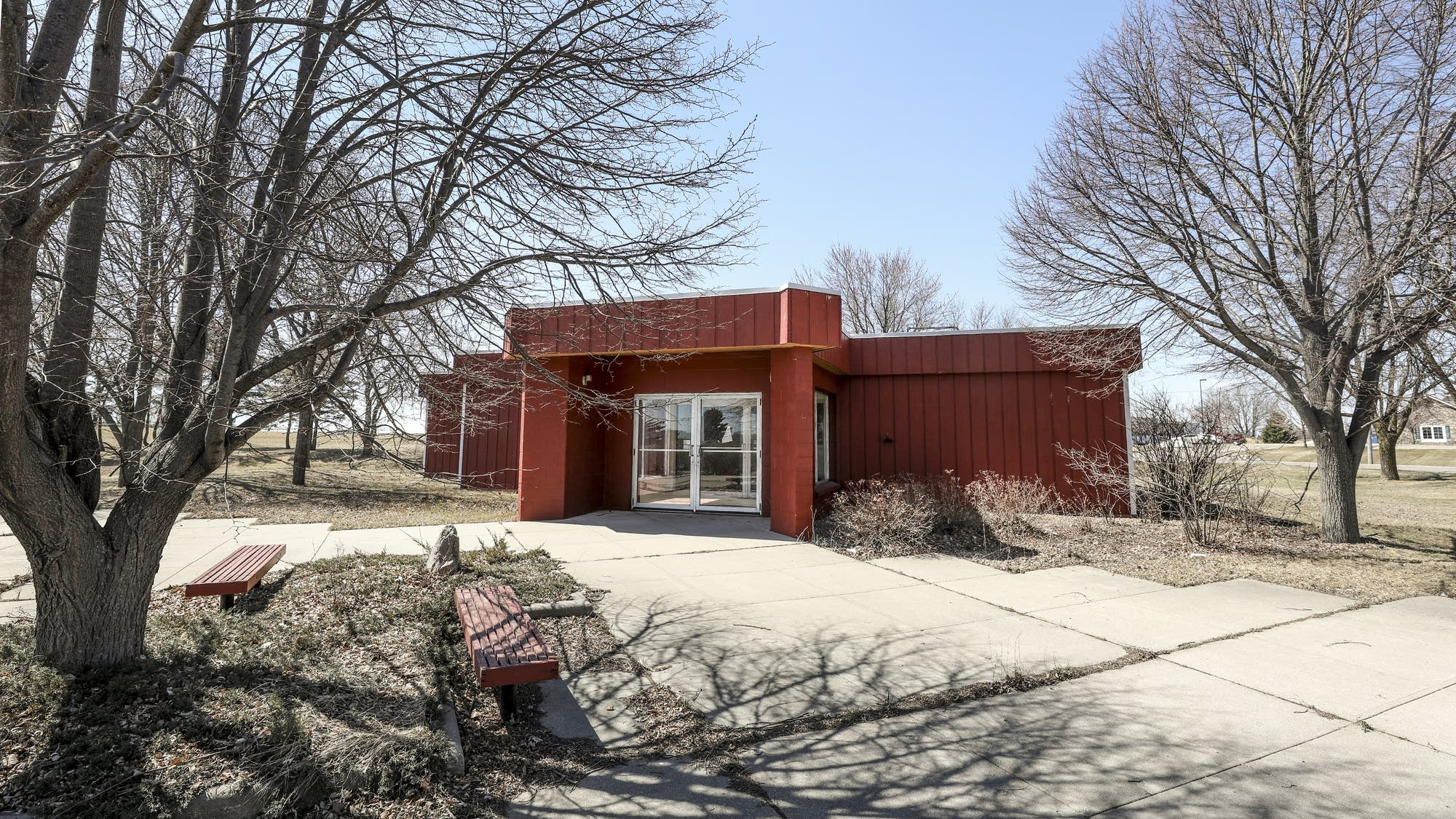 The Sinclair Lewis Interpretive Center will soon be torn down.