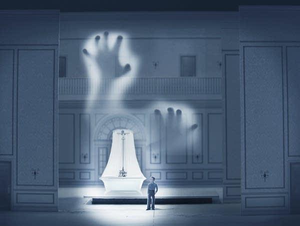 A set rendering