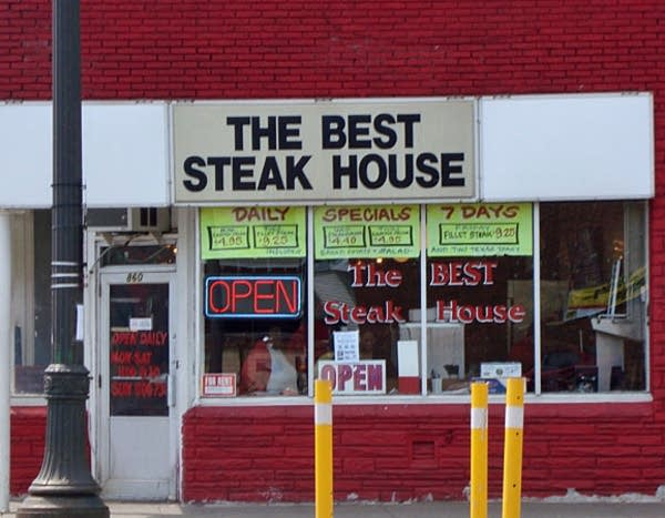 Best Steakhouse