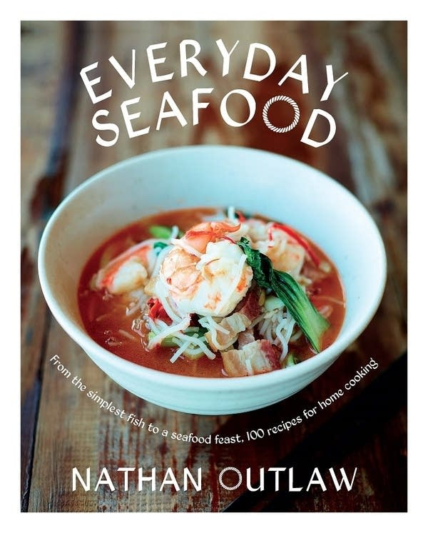 Everyday Seafood Book Cover