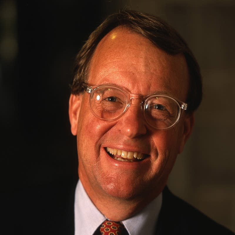 Carleton College President Robert A. Oden Jr.