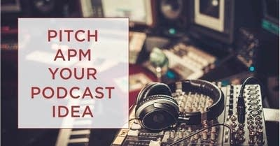 Pitch Your Podcast Idea