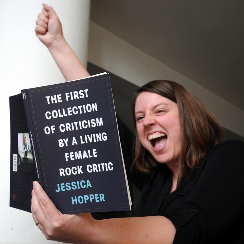 Andrea Swensson reads Jessica Hopper's book