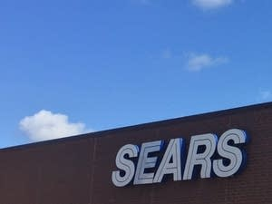 The exterior of Sears store at Miller Hill Mall in Duluth on May
