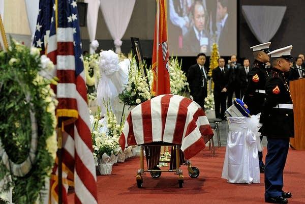 Vang Pao funeral