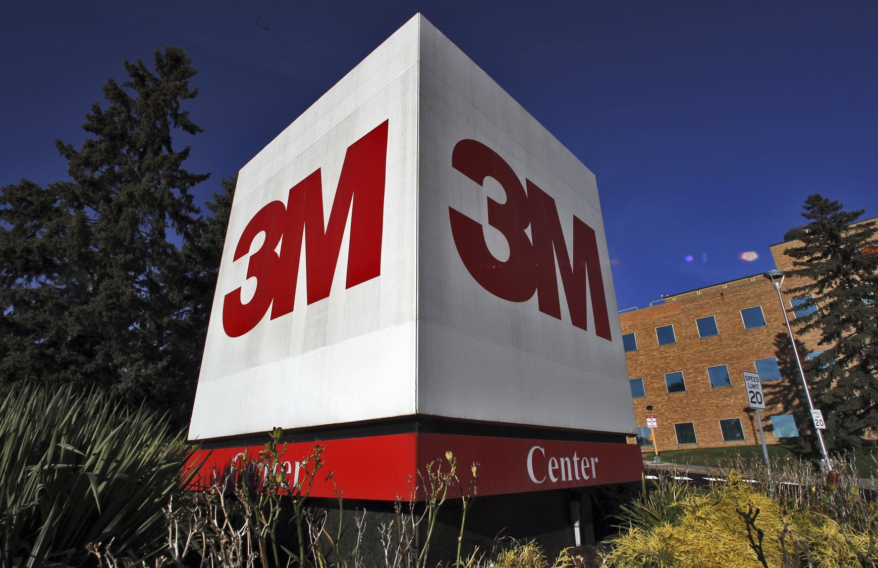3M in St. Paul, Minn.