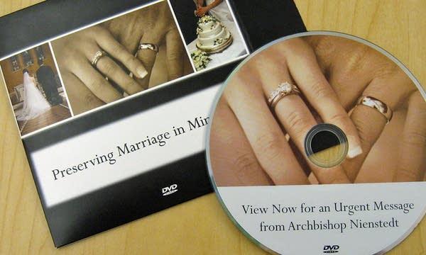 Video opposing same-sex marriage