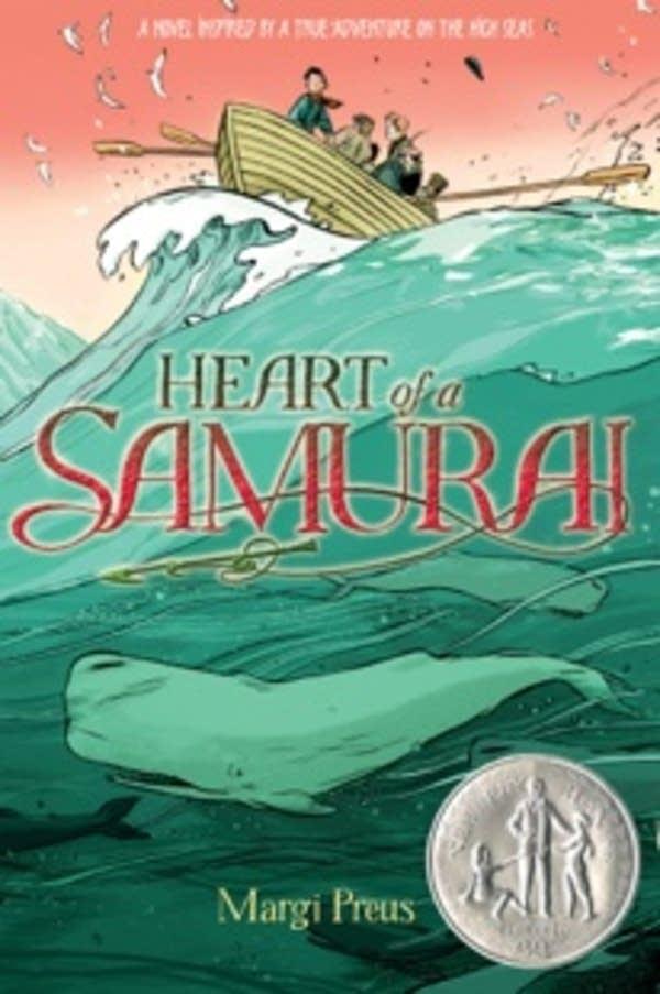 'Heart of a Samurai' by Margi Preus