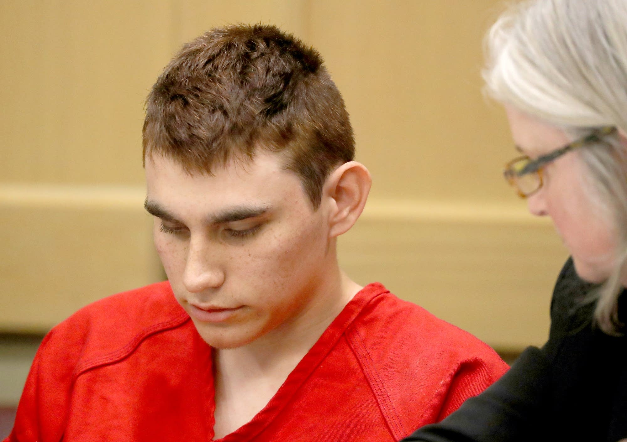 Parkland high school shooter Nikolas Cruz returns to court.