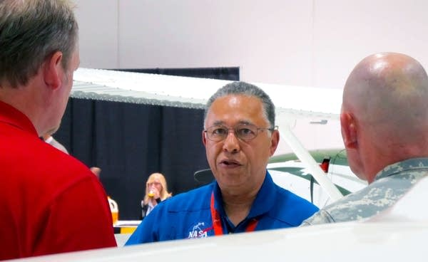 Charles Howell, NASA research engineer