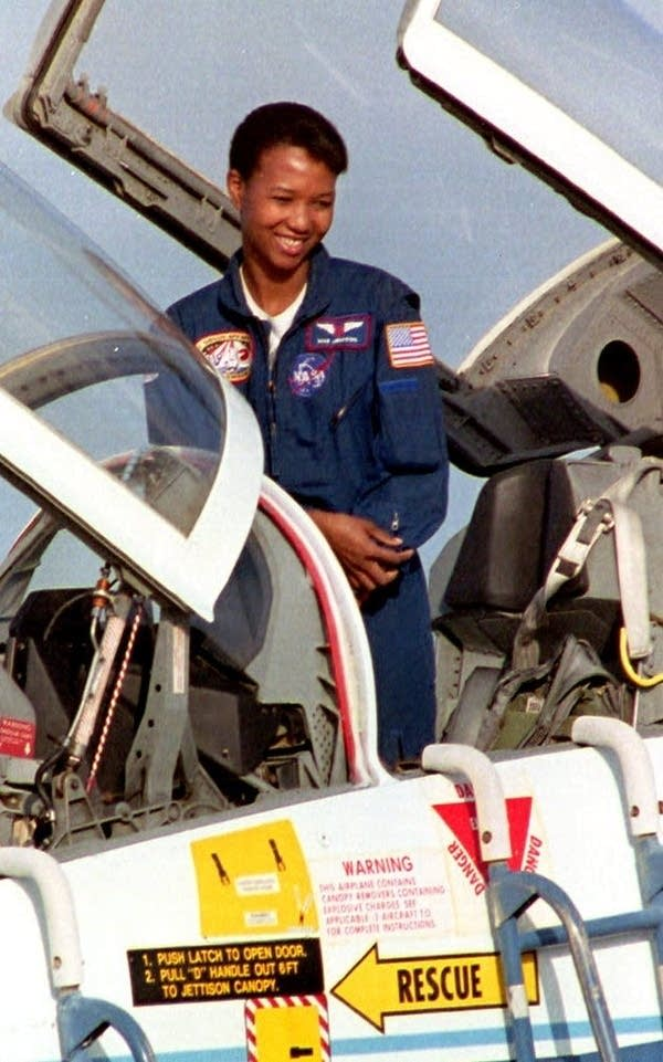 Science Mission Specialist Mae Jemison