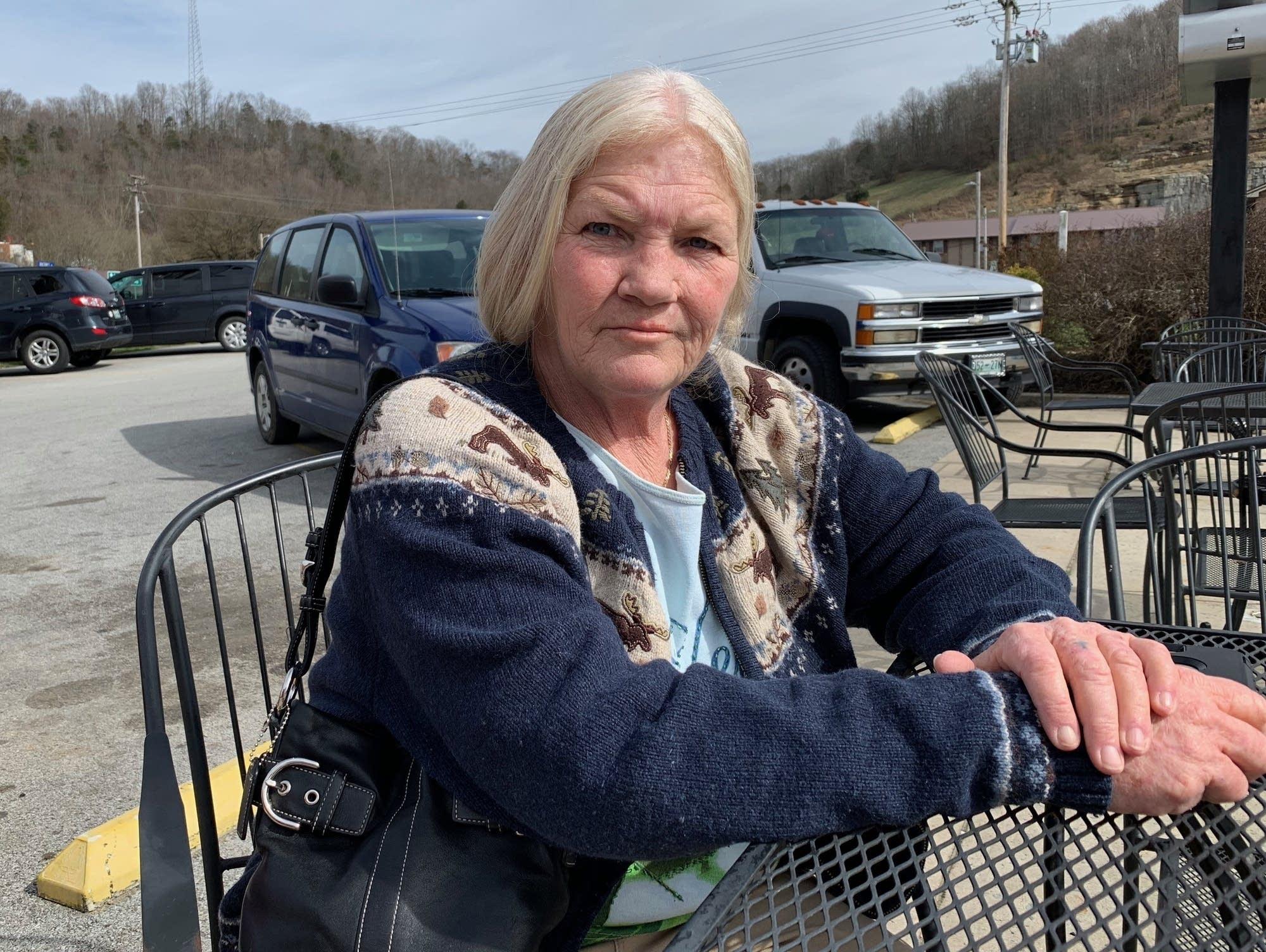 Gail Gray suffers from degenerative disc disease