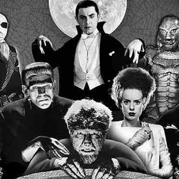 Vintage Movie Monsters Maintain Spooky Appeal Mpr News