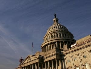 The U.S. Capitol, Washington D.C.