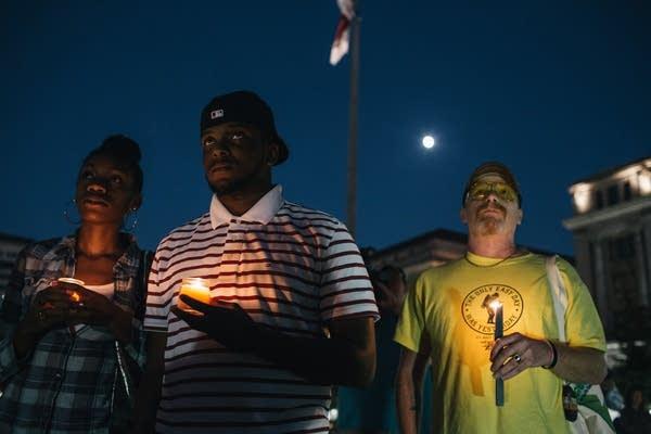 Vigil for Washington Navy Yard