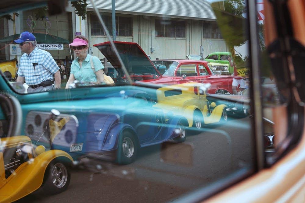Photos: Classic cars take us back in time   Minnesota Public Radio ...