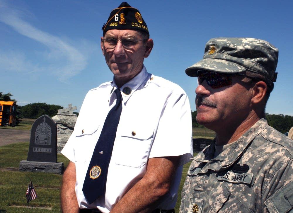 Gene Hesse, Maj. Jeff Howe