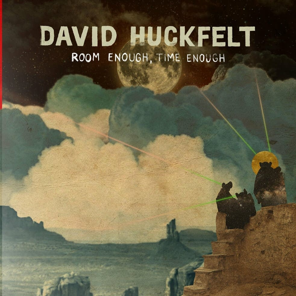 David Huckfelt, 'Room Enough, Time Enough'
