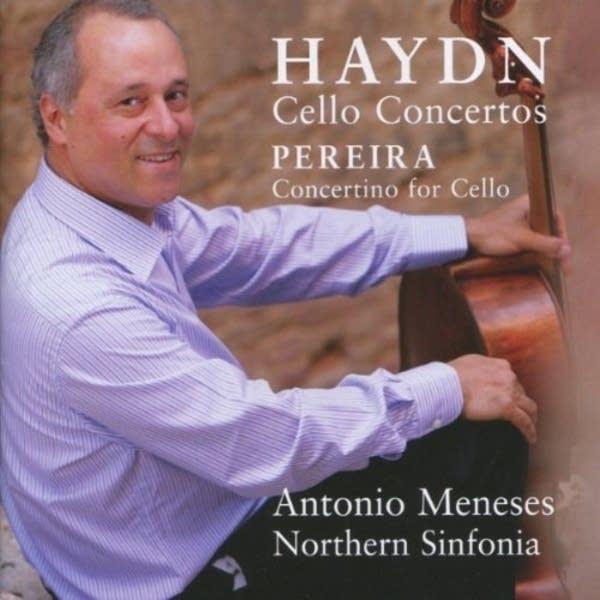 Haydn Cello Concertos/Pereira Concertino