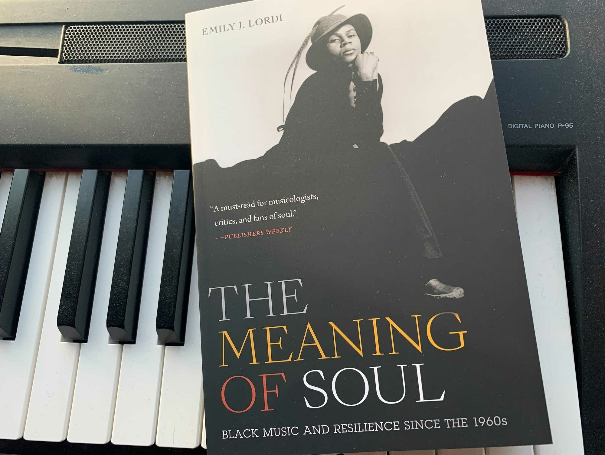 Emily J. Lordi's 'The Meaning of Soul.'