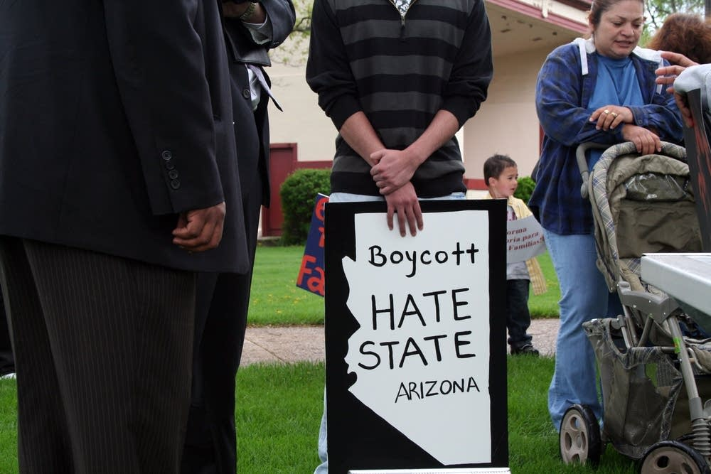 Denouncing Arizona