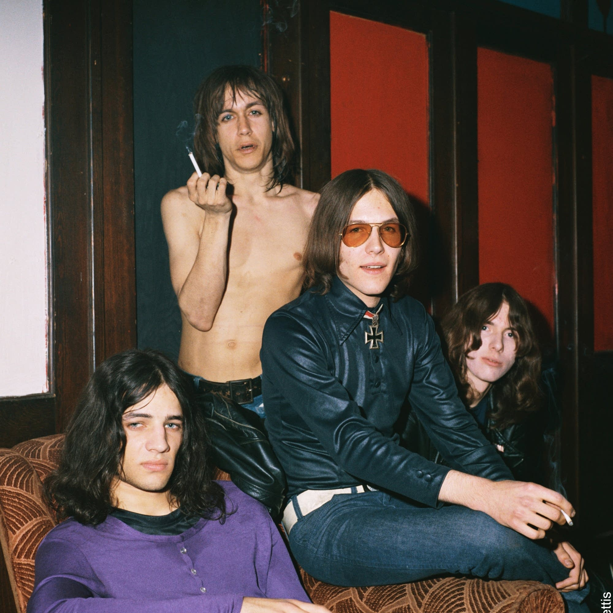 The Stooges photo