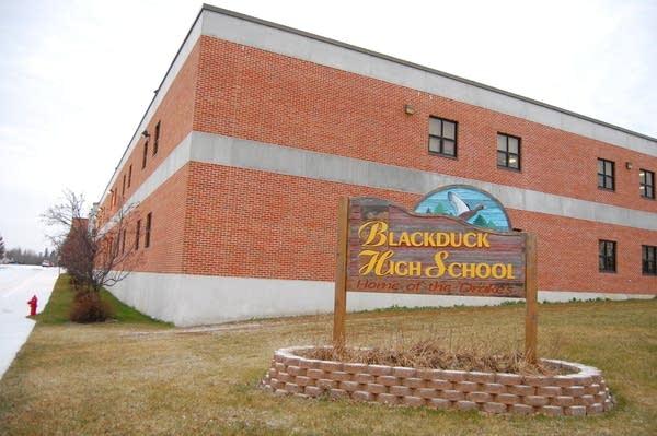 Blackduck high school