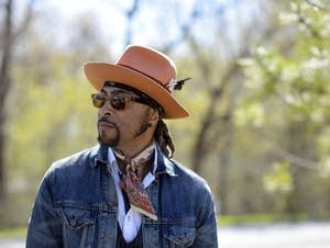 Prince's longtime friend and musical collaborator Andre Cymone