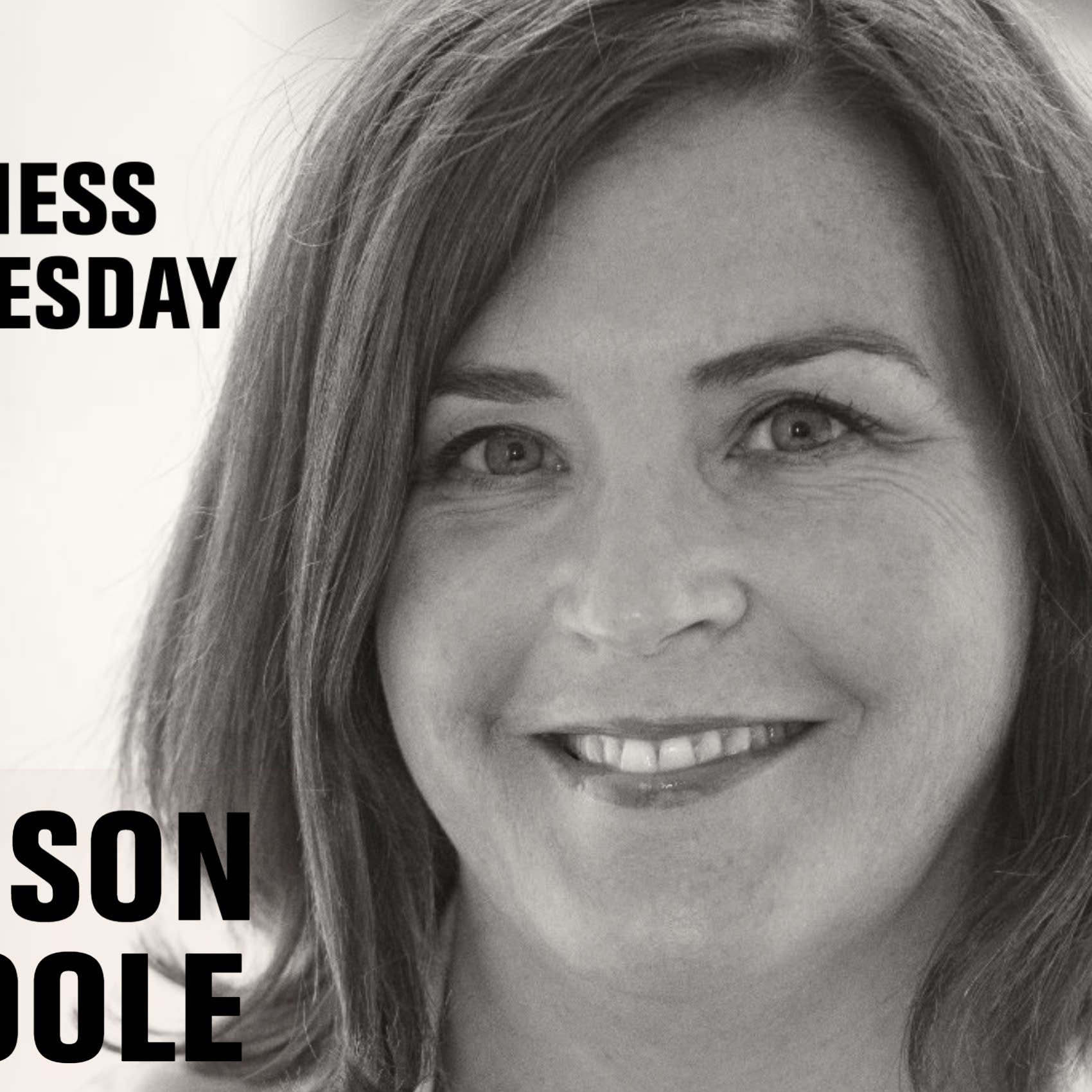 Allison O'Toole, chief executive officer.
