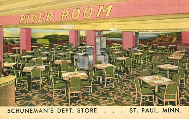 The River Room in 1940