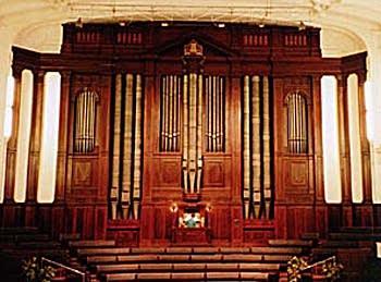 1919 Hill, Norman & Beard organ at Dunedin Town Hall, New Zealand