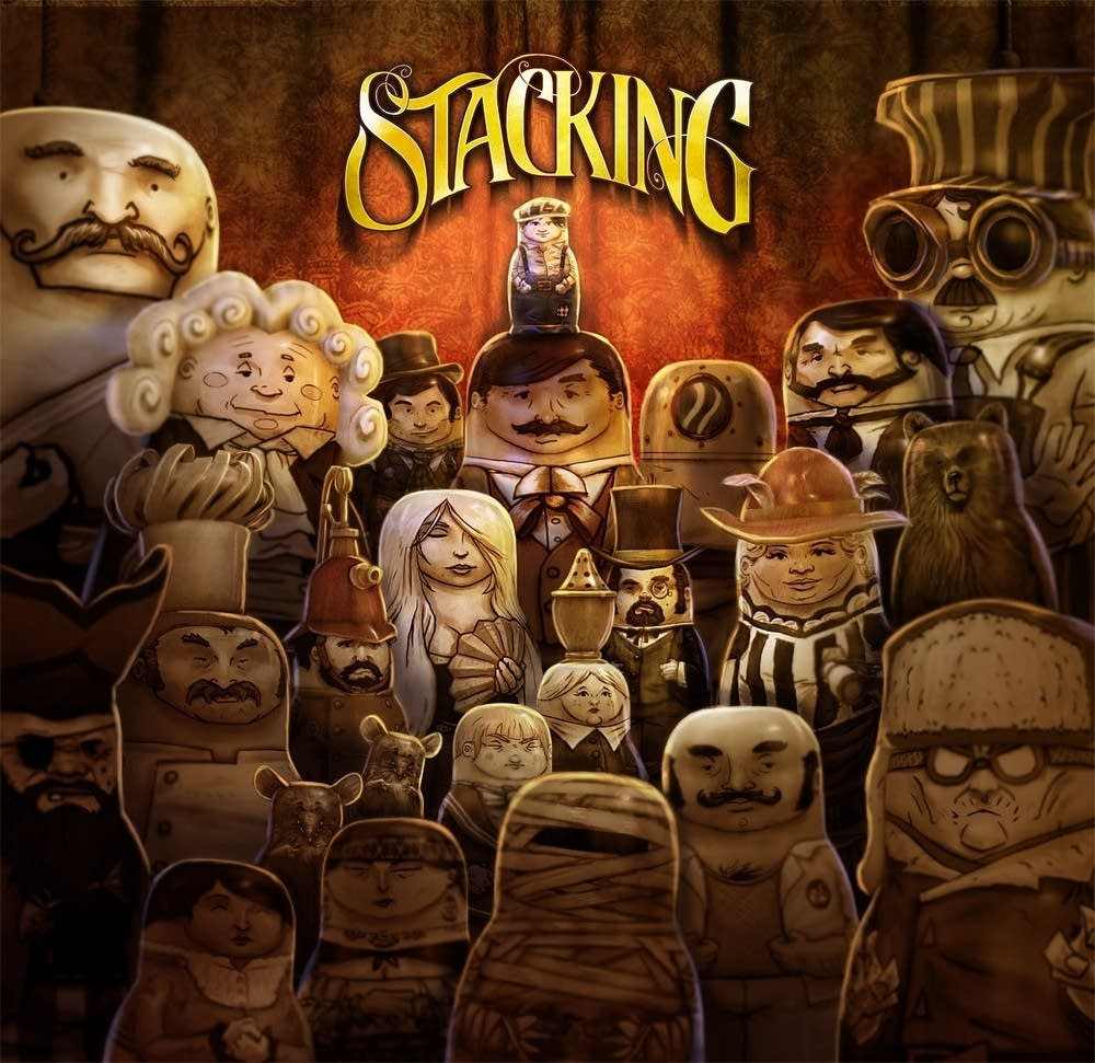 Stacking, from Double Fine Productions