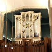 2010 Fritts at St. Philip Presbyterian Church, Houston