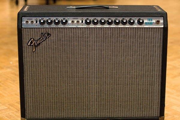 MPR Studios Fender speaker