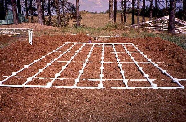Peat filter