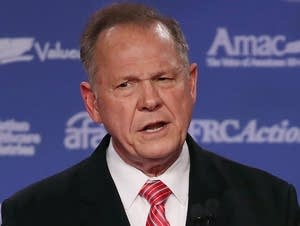 Roy Moore, GOP Senate candidate